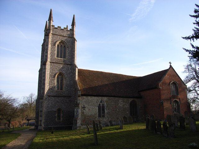 St Mary's, Hartley Wintney