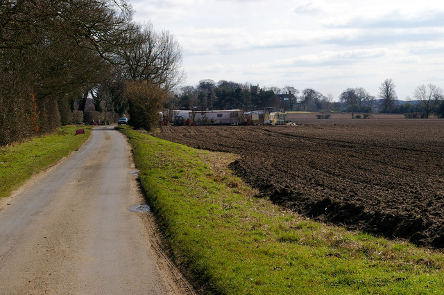 Rural Scene nr. Claxby