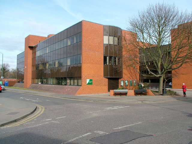 East Herts District Council Offices