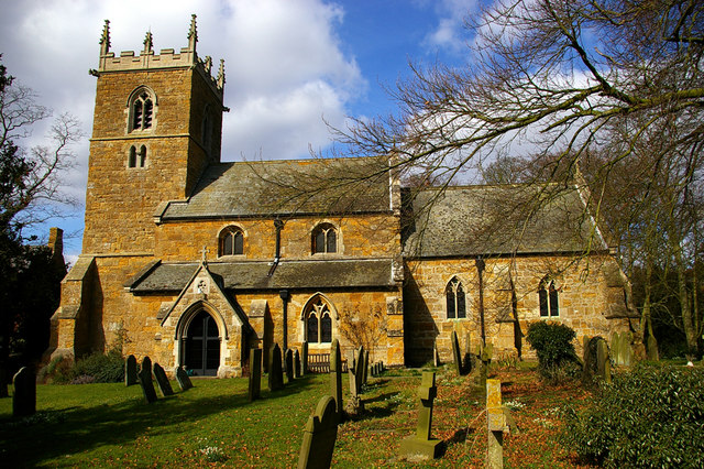Church of St. Mary, Claxby