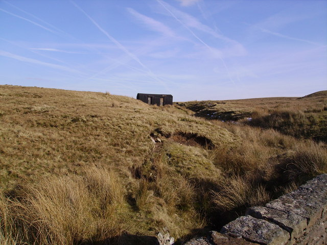 Shooting Hut