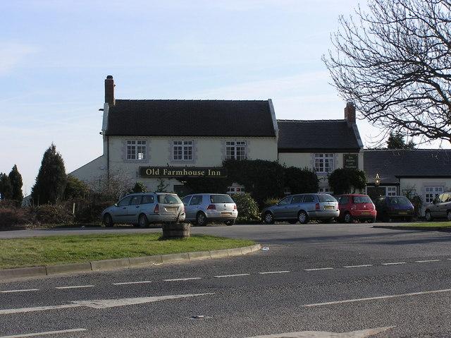 Old Farmhouse Inn :  On the A67