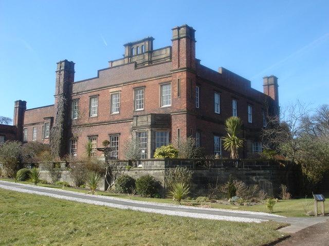 Cuerden Hall