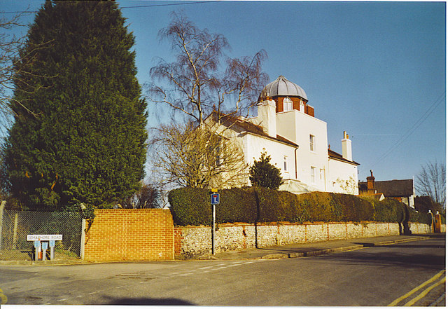 Semaphore House, Pewley Hill.