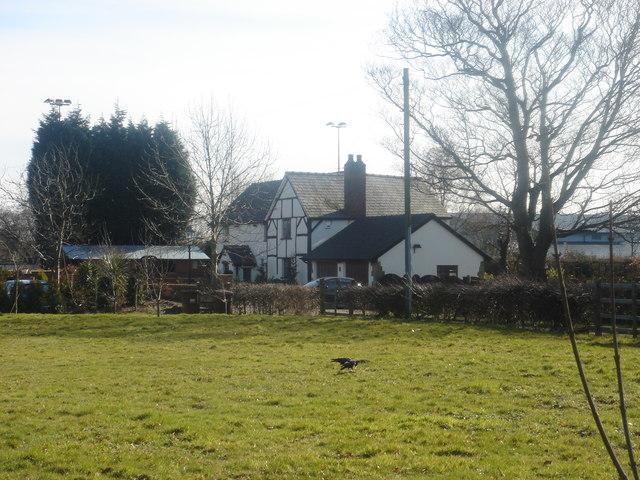 Atherton Hall farm