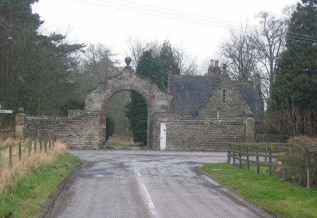 North Lodge, Balgone.