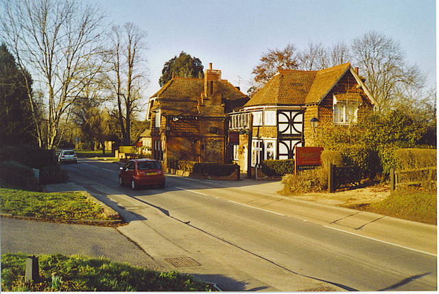 Onslow Arms, West Clandon.