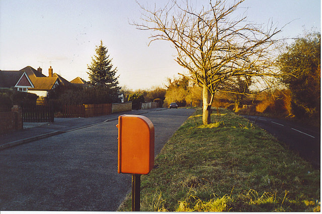 Merrow Lane, Burpham.