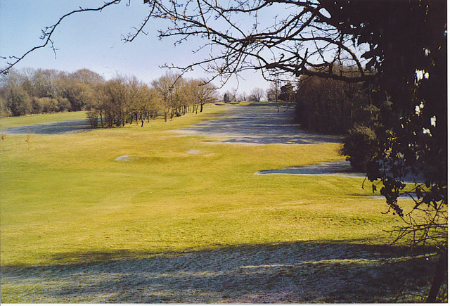 Guildford Golf Course, Merrow Downs.