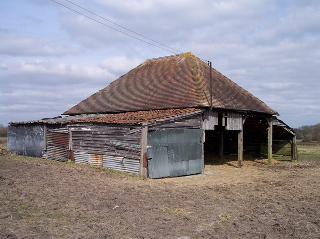 Barn, Castle End Farm