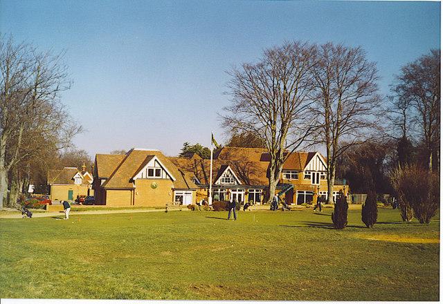 The Club House, Guildford Golf Club.