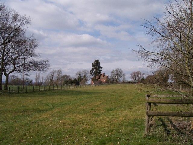 Vicarage, Longney