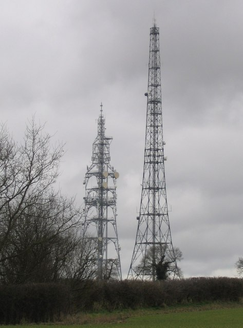 Poringland Masts