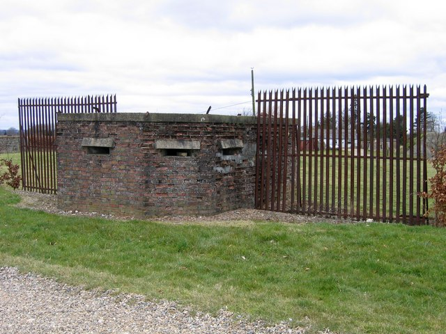 Pillbox, former Stoke Radar Station