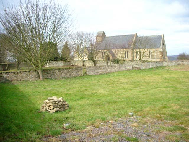 The Church of St John Baptist, Strixton