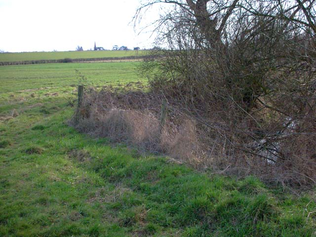 Parish Boundary Brook
