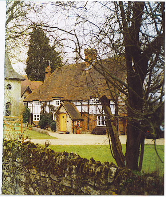 Old Cottage, Littleton.