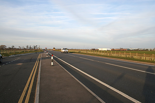 Rearsby Bypass, Leicestershire