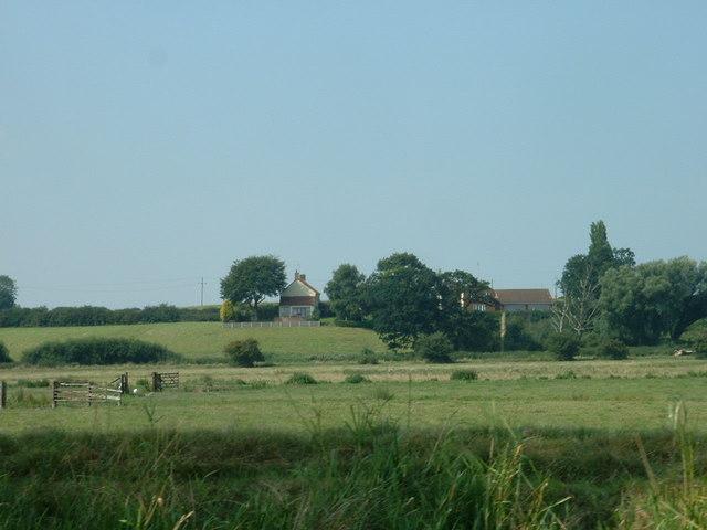 Farmland by River Waveney