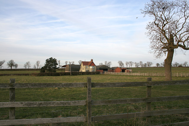 Redlands Farm near Syston, Leicestershire