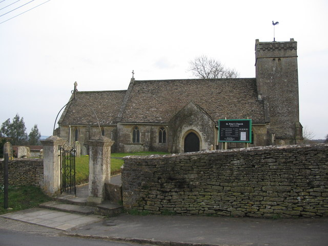 St. Peters, Monkton Farleigh