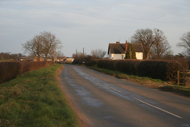 Gaddesby Lane, Leicestershire