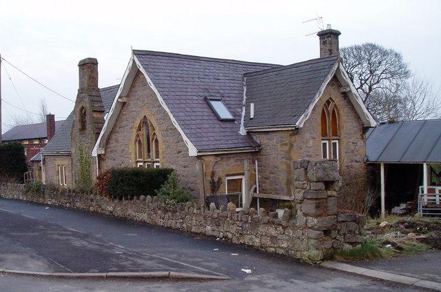 Converted School in Gwernymynydd