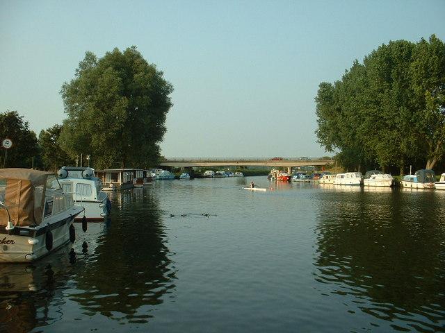 River Waveney at Beccles