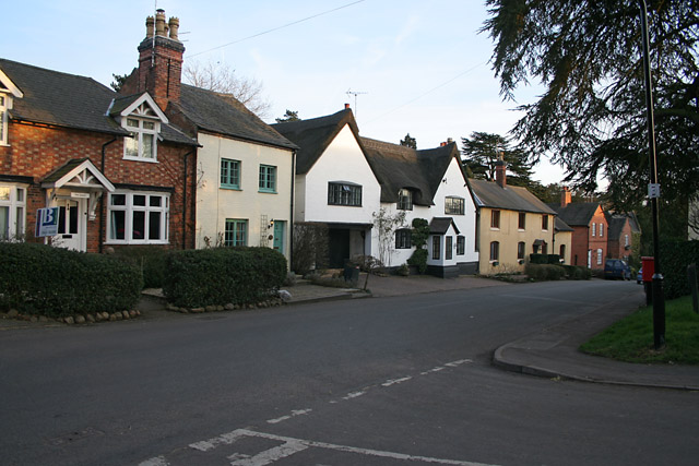 Main Street, Gaddesby, Leicestershire