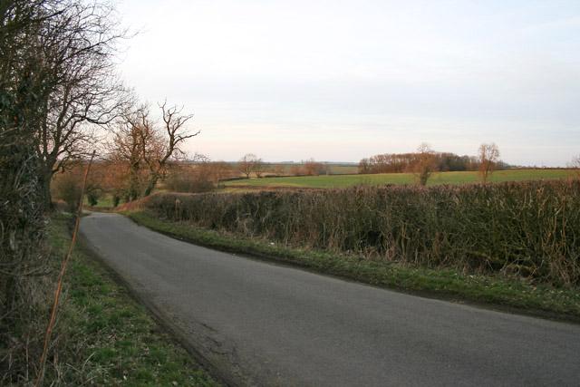 Gaddesby Lane, Leicestershire