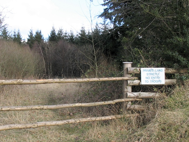 Private Land in Cwmgwdi