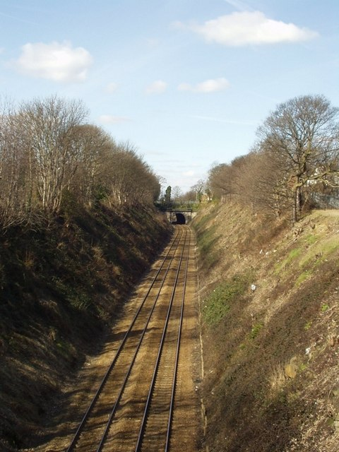 Railway Cutting, Headingley