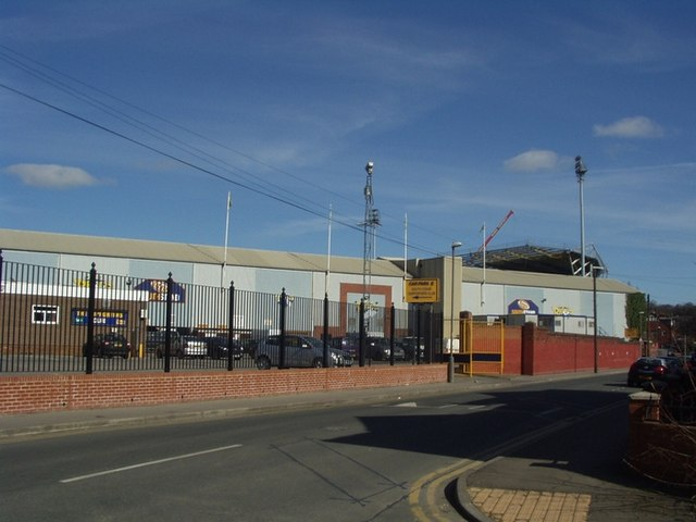 Entrances to Headingley Stadium