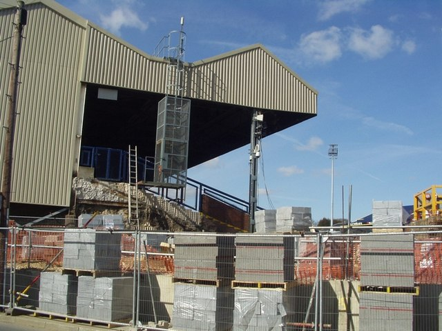 South Stand, Headingley Stadium