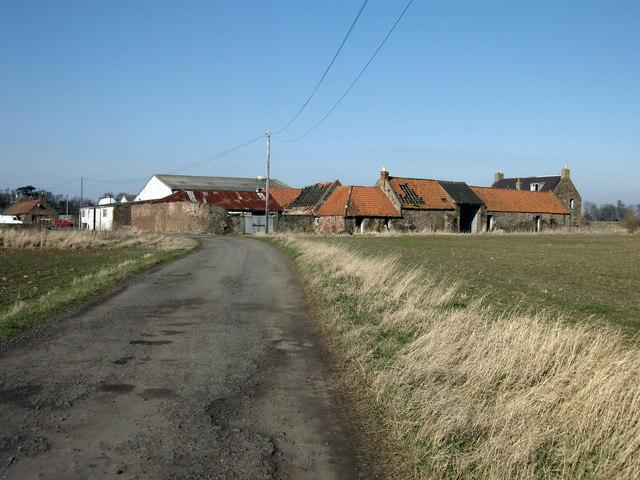 Howmuir, near Biel