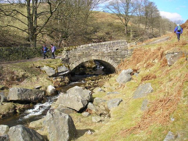 Bridge near Hole Bottom