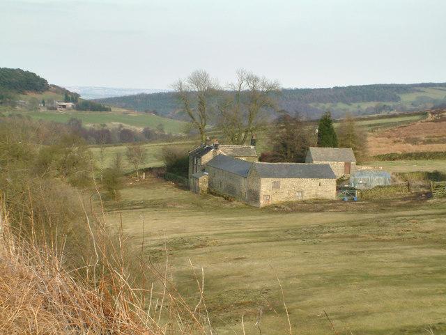 Harewood Grange Farm.