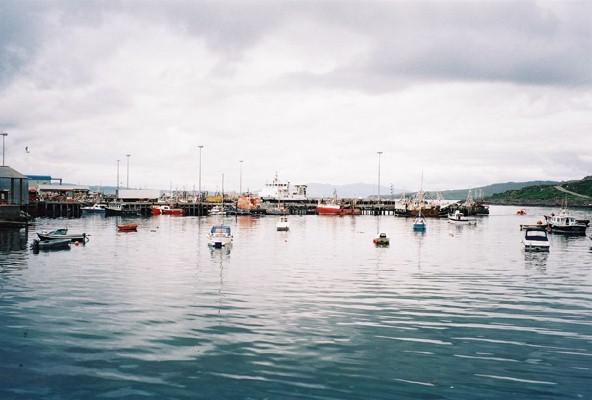 Mallaig Harbour Ferry Terminal