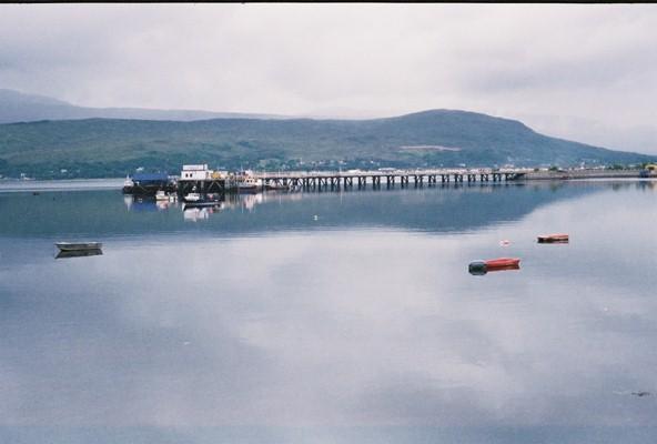 Fort Willam Pier
