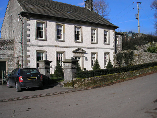 Thorpe Manor House
