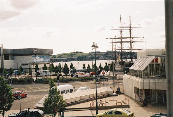 Discovery Point Dundee