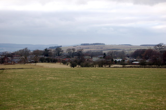 Gamblesby from the East