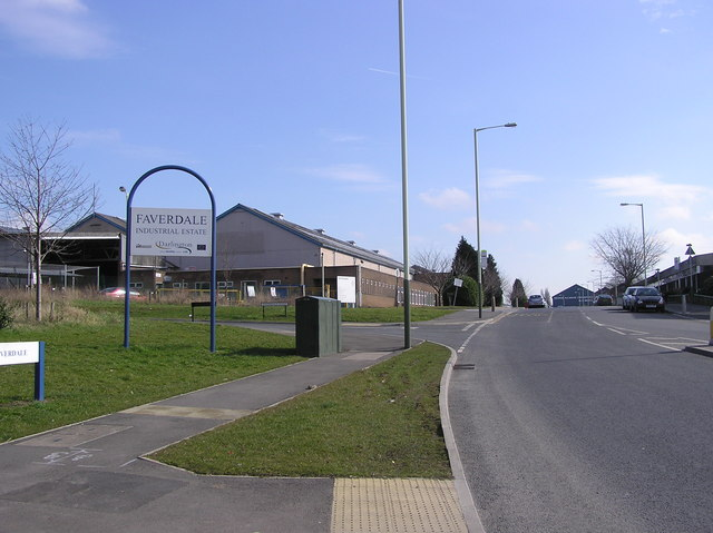 Faverdale Industrial Estate