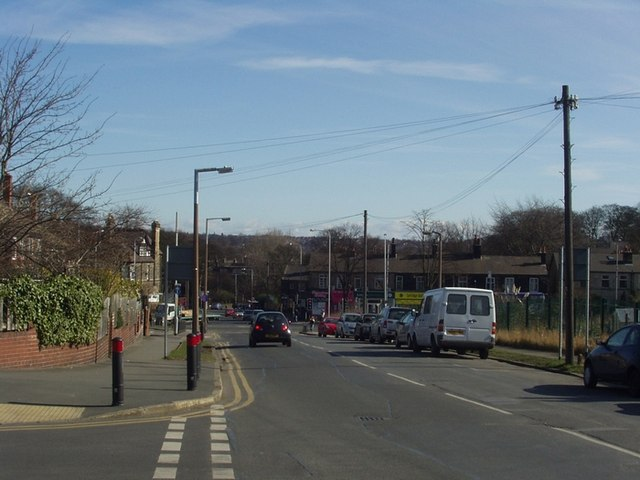 St Anne's Road, Headingley