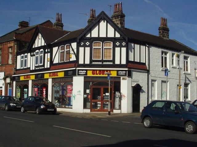 Global, Chapel Place, Headingley