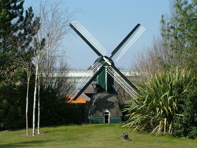 Model Windmill
