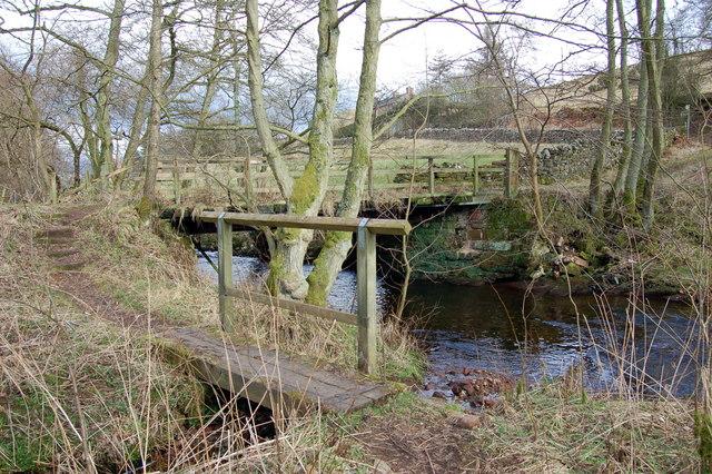 The Bridge over Raven Beck