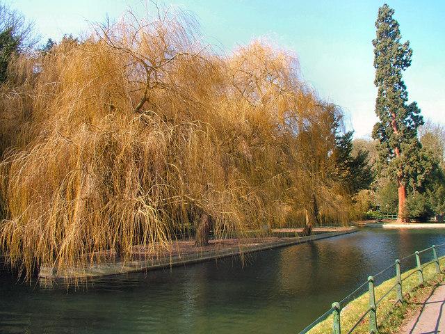 Poet's Corner, The New River