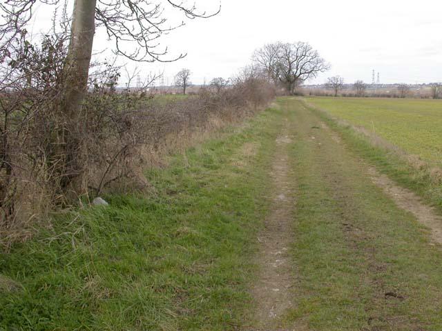 Footpath/Farm Track