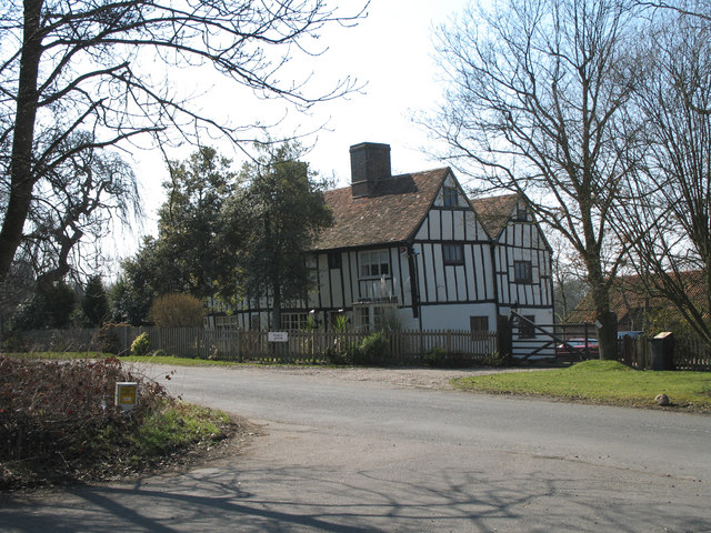 Lower Farm, Bell Bar